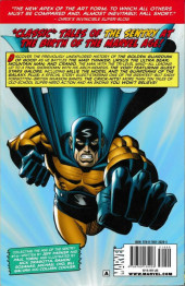 Verso de Age of The Sentry (The) (Marvel - 2008) -1- The Secret Origin of the Sentry!