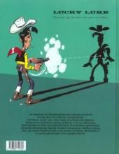 Verso de Lucky Luke (Intégrale Dupuis/Dargaud) -13- L'intégrale 13