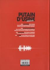 Verso de Putain d'usine -INT- Putain d'Usine : La Totale