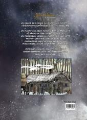 Verso de Jules Verne et ses voyages -4- Un Drame en Livonie