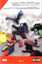 Verso de Avengers (Marvel France - 2019) -11- Veillée de guerre