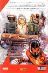 Verso de Deadpool (Marvel France 6e série - 2019)  -11- Duel à Times Square