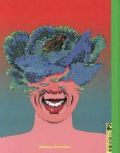 Verso de La main verte (Zha/Claveloux) -a2019- La main verte et autres histoires