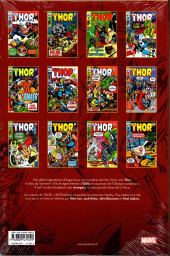 Verso de Thor (L'intégrale) -12- Intégrale 1970