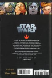Verso de Star Wars - Légendes - La Collection (Hachette) -10480- Nouvelle République - II. Union