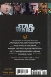 Verso de Star Wars - Légendes - La Collection (Hachette) -10595- Star Wars Legacy Saison II - I. Terreur sur Carreras