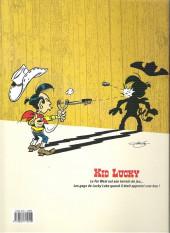 Verso de Kid Lucky -5- Kid ou double