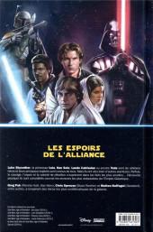 Verso de Star Wars - L'Ère de la rébellion -1- Les Héros