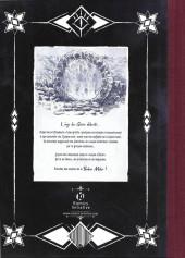 Verso de Les contes du Givre -1- Ouverture