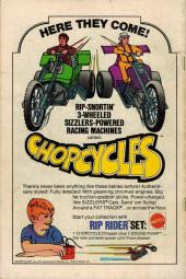 Verso de Jungle Action Vol.2 (Marvel - 1972) -3- Elephant Charge!