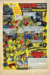 Verso de Jungle Action Vol.1 (Atlas - 1954) -5- (sans titre)
