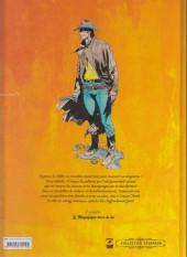 Verso de Tex (La jeunesse de) -2- Justice à corpus christi