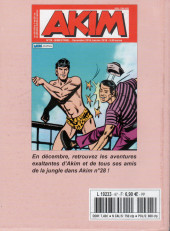 Verso de Capt'ain Swing! (2e série - Mon Journal) -REC97- Album N° 97 (du N° 291 au N° 293)