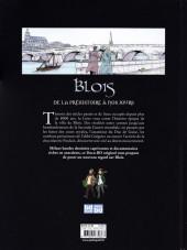 Verso de Blois - De la préhistoire à nos jours