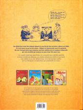 Verso de Les bidochon -INT01- L'Intégrale volume 1