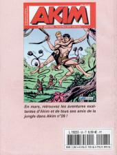 Verso de Capt'ain Swing! (2e série - Mon Journal) -REC98- Album N° 98 (du N° 294 au N° 296)