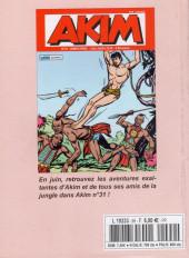 Verso de Capt'ain Swing! (2e série - Mon Journal) -REC99- ALBUM N° 99 (du N° 297 au N° 299)