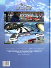 Verso de Steve McQueen in Le Mans - Et Steve Mc Queen créa Le Mans