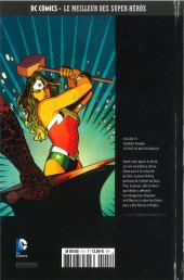 Verso de DC Comics - Le Meilleur des Super-Héros -111- Wonder Woman - Le Fruit de mes Entrailles