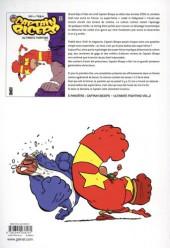Verso de Captain Biceps -INT1- Captain Biceps : Ultimate Fighting Vol. 1