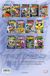 Verso de X-Men (L'intégrale) -3a2019- 1979
