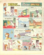 Verso de Vaillant (le journal le plus captivant) -1080- Vaillant