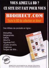 Verso de (DOC) DBD -24- Blain