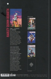 Verso de Harley Quinn Rebirth -6- La Démarche de l'Empereur