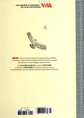 Verso de Les grands Classiques de la BD Historique Vécu - La Collection -6- Les Sept Vies de l'épervier - Tome V: Le Maître des oiseaux