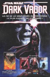 Verso de Star Wars (Panini Comics - 2019) -8VC- L'ascension de Vador