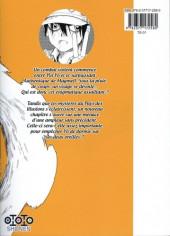 Verso de Ultramarine Magmell -4- Tome 4