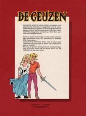 Verso de Geuzen (De) -1- De zeven jagers