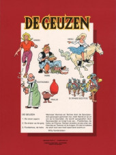 Verso de Geuzen (De) -3- Flodderbes, de heks