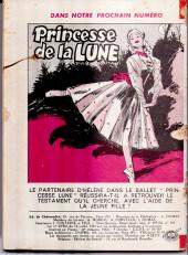 Verso de Frimousse et Frimousse-Capucine -103- Vedette de la télévision