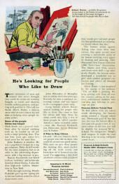 Verso de Patsy Walker (Timely/Atlas - 1945) -100- Patsy Walker Fan Club