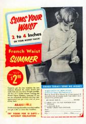Verso de Patsy Walker (Timely/Atlas - 1945) -105- Her First Fur Coat!