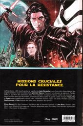 Verso de Star Wars - Voyage vers Star Wars : L'Ascension de Skywalker - Allégeance - Allégeance