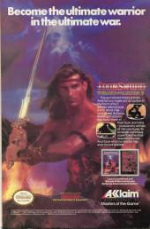 Verso de Justice League Europe (1989) -13- Furballs Part II