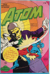 Verso de Captain Action -2- Captain Action 2