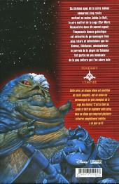 Verso de Star Wars - Icones -10- Jabba le hutt