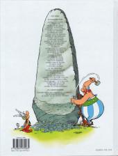 Verso de Astérix -30b2019- La galère d'Obélix