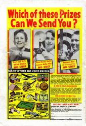 Verso de Strange Stories of Suspense (Marvel - 1955) -12- What the Mirror Revealed!