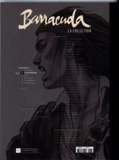 Verso de Barracuda (Eaglemoss) -2- Cicatrices