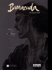 Verso de Barracuda (Eaglemoss) -4- Révoltes