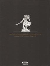 Verso de Conan le Cimmérien -8TL- Le Peuple du cercle noir