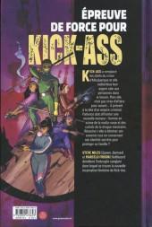Verso de Kick-Ass : The New Girl -3- Tome 3