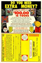 Verso de Creatures on the Loose (Marvel - 1971) -16- Gullivar Jones---Warrior of Mars!