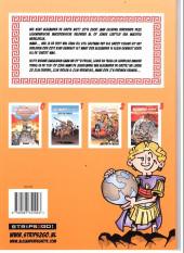 Verso de Alexander de Grote -0- De kleine Alexander