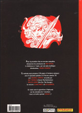 Verso de Red Sonja (L'intégrale Frank Thorne) -1- 1976-1977