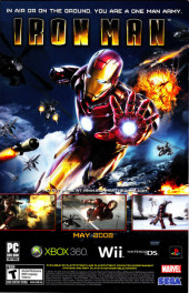 Verso de Dead of Night Featuring Man-Thing (Marvel MAX -2008) -3- (sans titre)